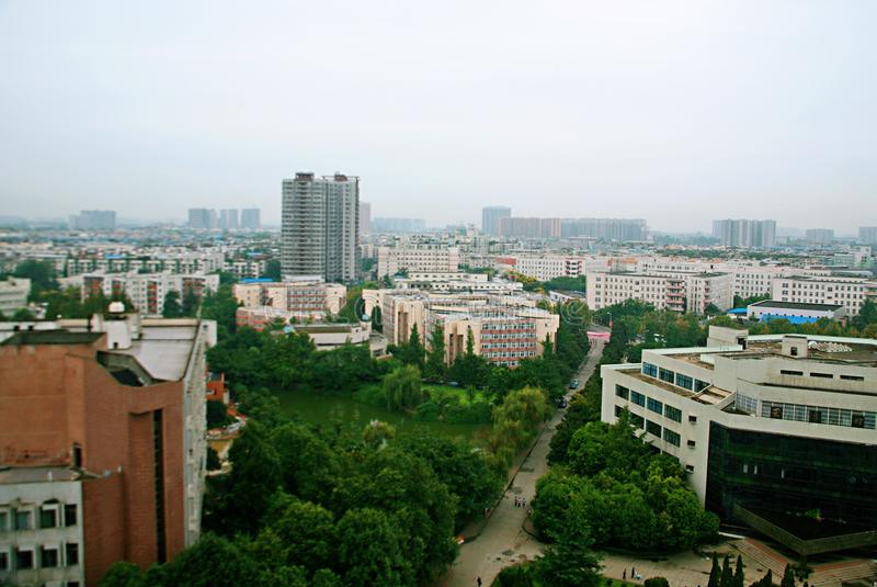 Southwest Jiao Tong University. Founded in 1896, Southwest Jiao Tong University, formerly the Shanhaiguan Beiyang railway official school, is the first stock photos