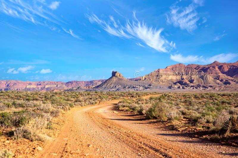 The Southwest landscape. Utah, US stock photography