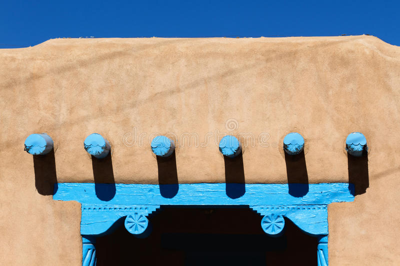 Southwestern Architecture royalty free stock photos