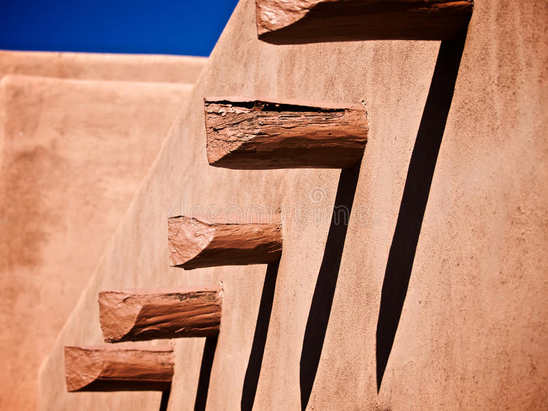 Southwestern geometry royalty free stock photography