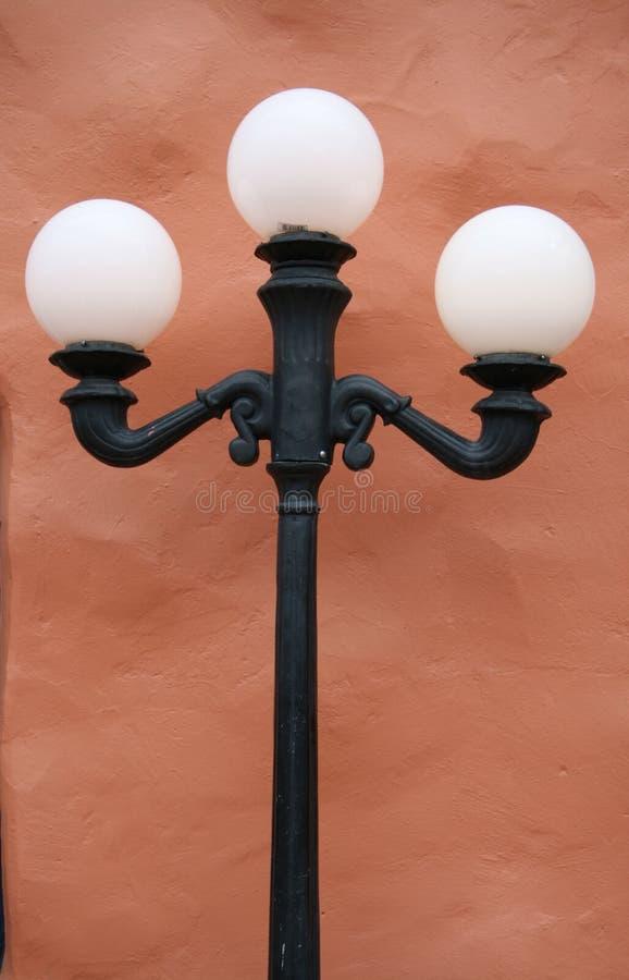 Southwestern lamp post royalty free stock photos
