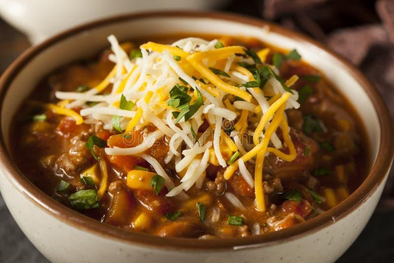 Soutwestern Santa Fe Soup imagenes de archivo