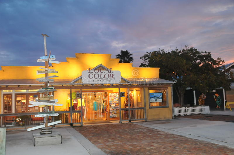 Download Souvenier Shop In Key West Florida Editorial Stock Photo - Image: 22306793