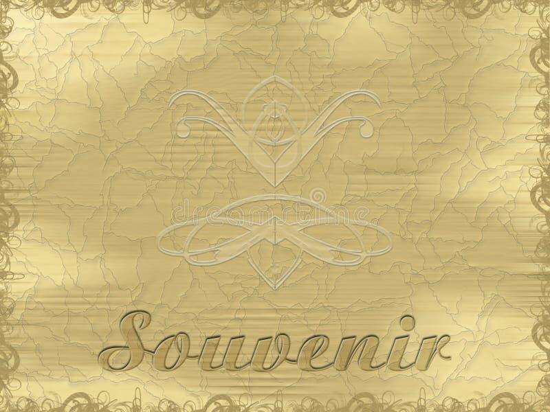 Download Souvenir stock illustration. Illustration of retro, wood - 19195