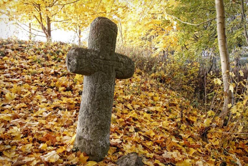 Souvenir - croix de conciliation images libres de droits