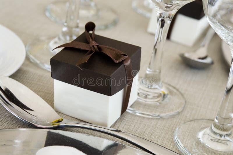Souvenir de mariage images stock