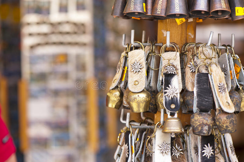At the Souvenir Store royalty free stock photography