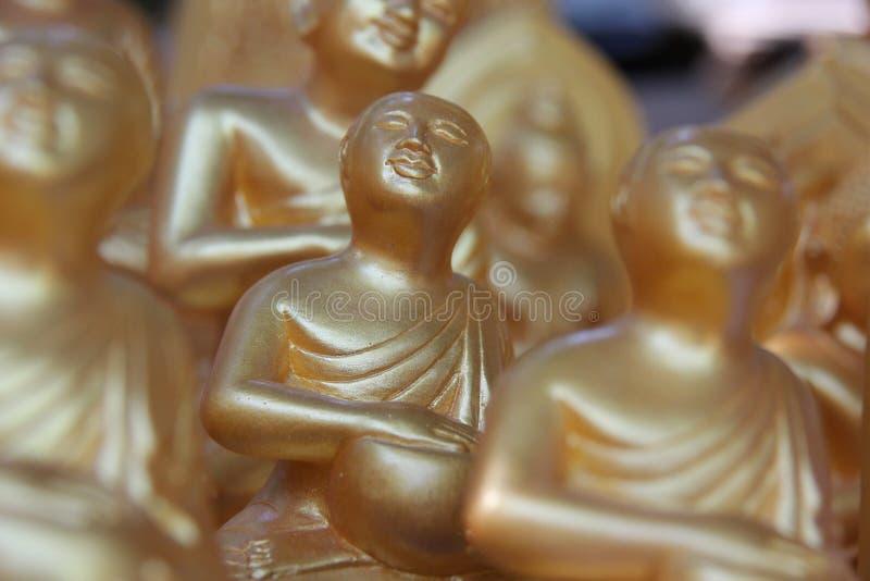 Souvenires di Buddhas fotografie stock libere da diritti