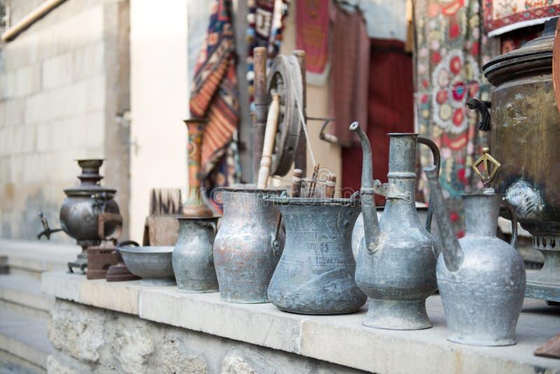 Souvenirs de Bakou photo libre de droits