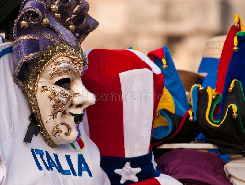 Download Souvenirs of Venice stock image. Image of sightseeing - 23591611