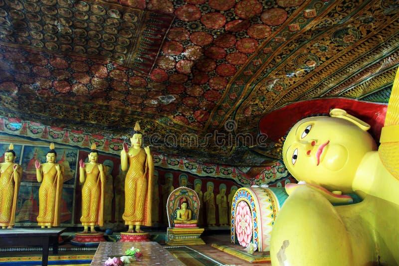 Sova Buddha royaltyfri foto