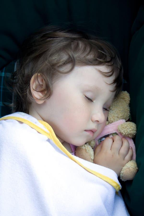 sova för ängel arkivbilder