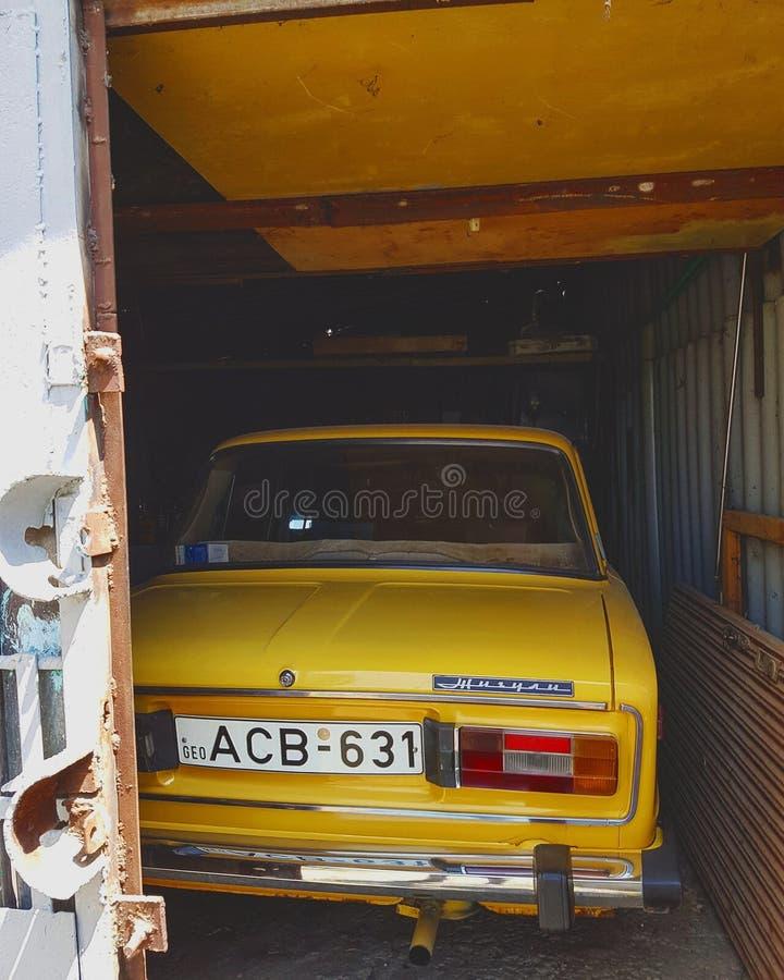 Soviétique Lada image stock