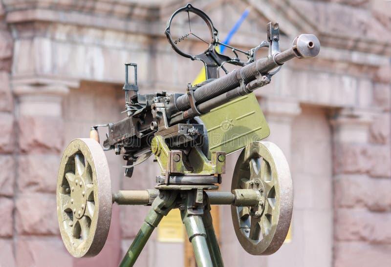 Download Soviet Army World War2 Time Machinegun Stock Photo - Image of ammunition, retro: 29786878