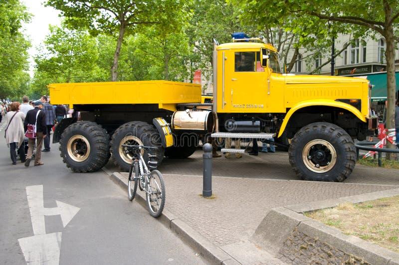 Download Soviet Heavy Truck KrAZ-255 Editorial Image - Image: 22628460