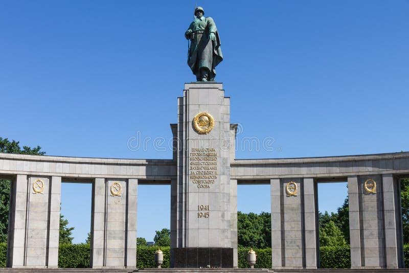 Download Soviet War Monument In Berlin Stock Photo - Image: 24982026