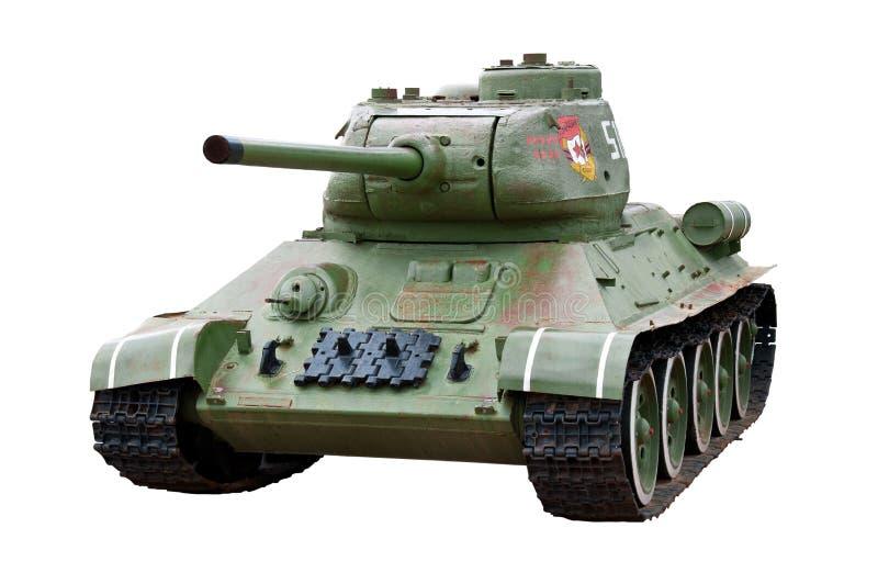 Sovjet tank stock foto's