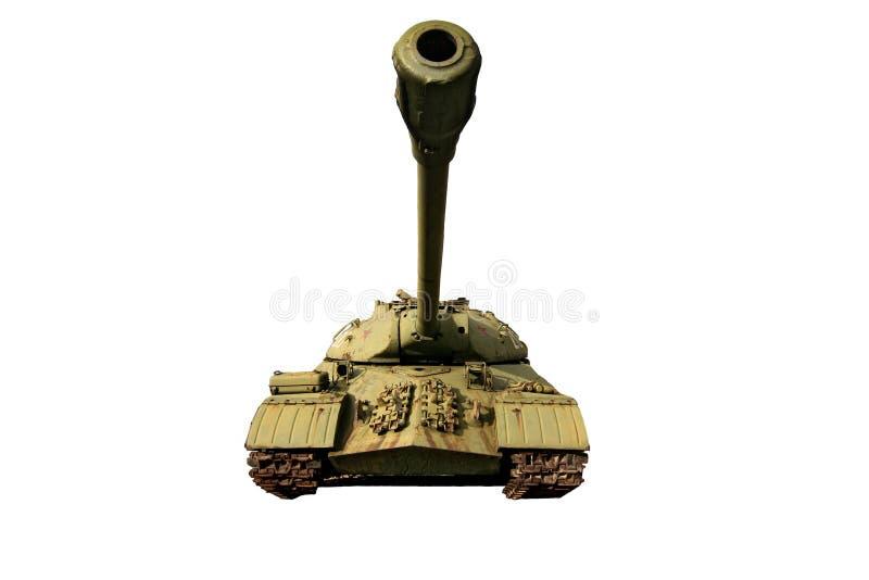 Sovjet Tank (de Tank van Stalin) stock afbeeldingen