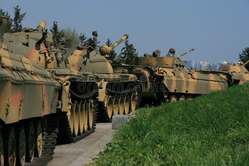 Sovjet tanklijn