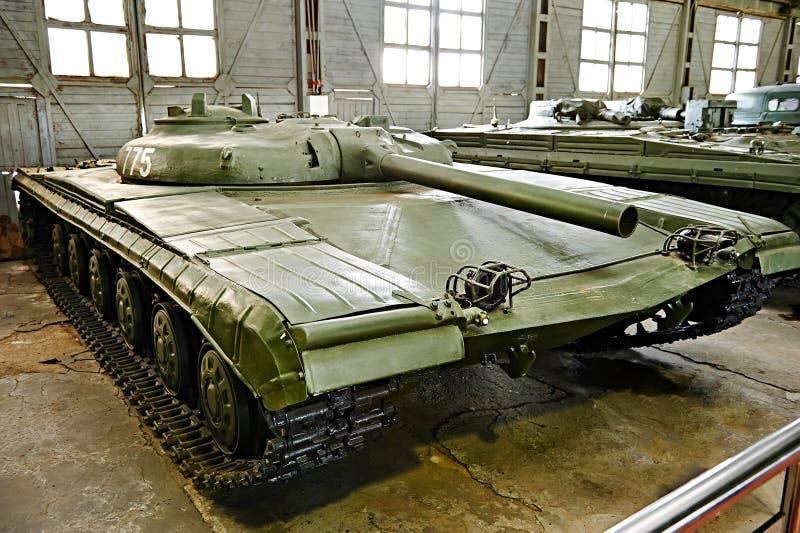 Sovjetiskt experimentellt missilbehållareobjekt 775 royaltyfri foto