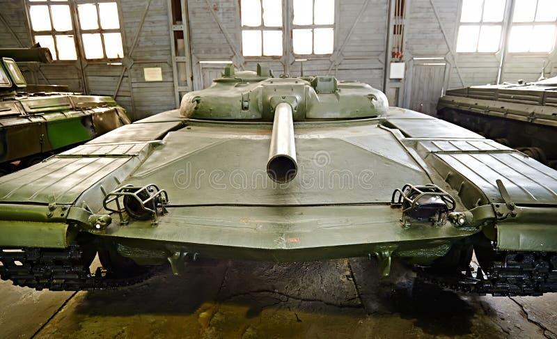 Sovjetiskt experimentellt missilbehållareobjekt 775 royaltyfria foton