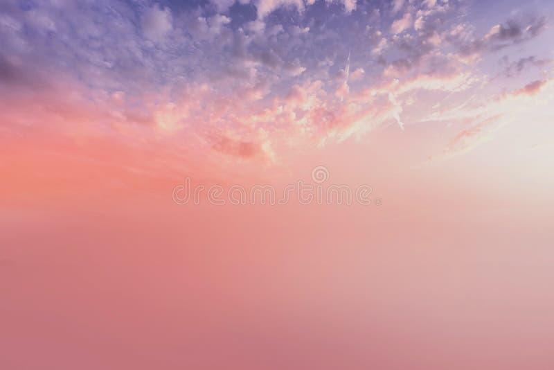 Sovrapposizioni del cielo Priorità bassa della natura Priorità bassa nuvolosa fotografia stock