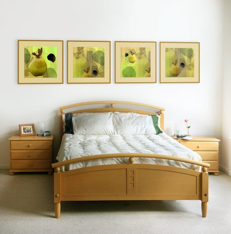 sovrum fotografering för bildbyråer