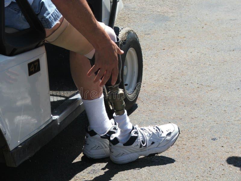 Download Sovrumano immagine stock. Immagine di golfer, attivo, sport - 221125