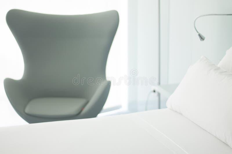 Sovrumark för lyxigt hotell royaltyfria foton