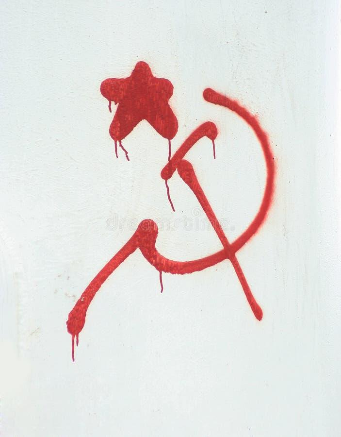 sowieci czerwony obraz stock