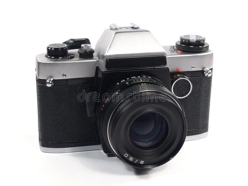 Sowjetische Fotokamera stockfotografie