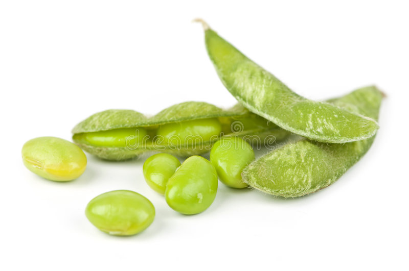 Download Soy beans stock image. Image of japanese, pods, details - 9043591
