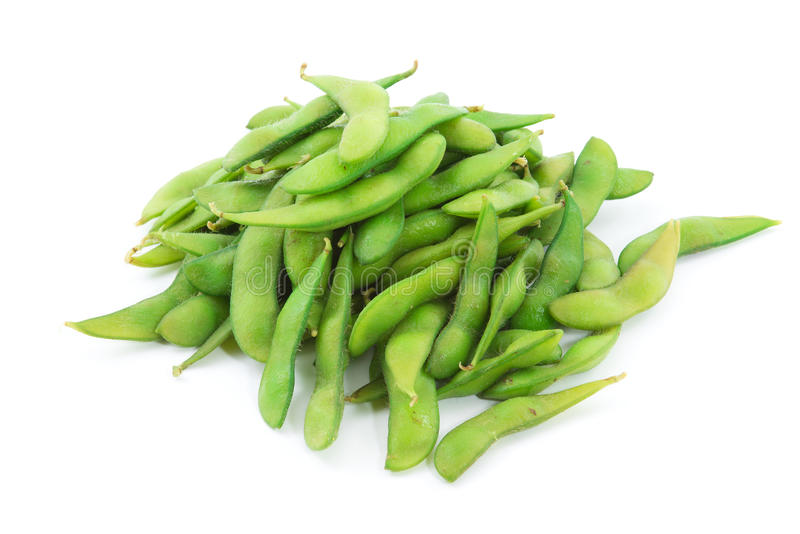 Soy beans royalty free stock images