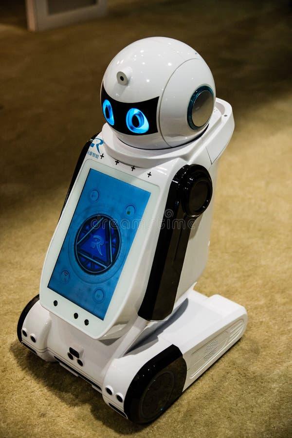 Soy robot imagenes de archivo
