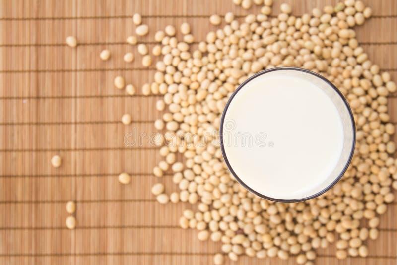 Soya milk stock images