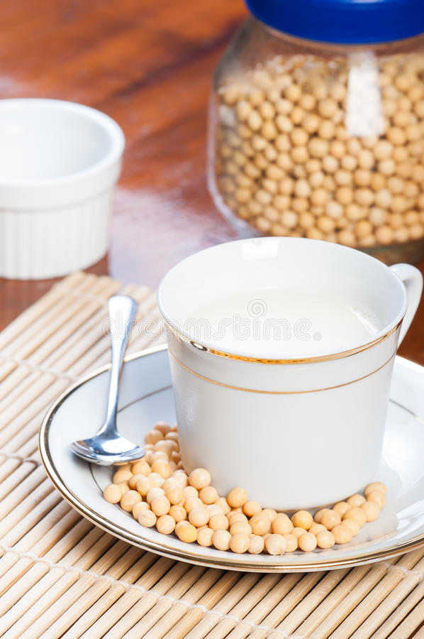Download Soybean milk stock photo. Image of food, agriculture - 33275004