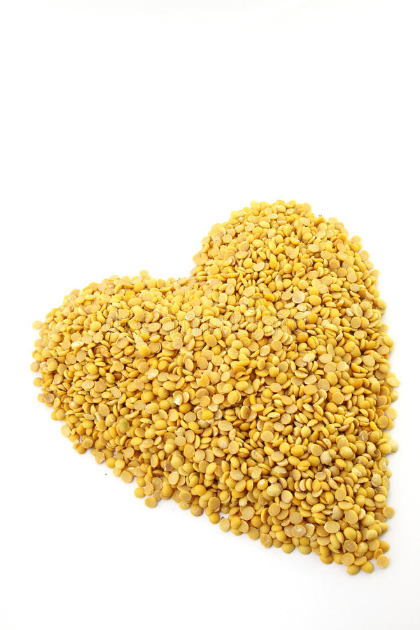 Download Soybeans stock image. Image of ingredient, heart, close - 25764527