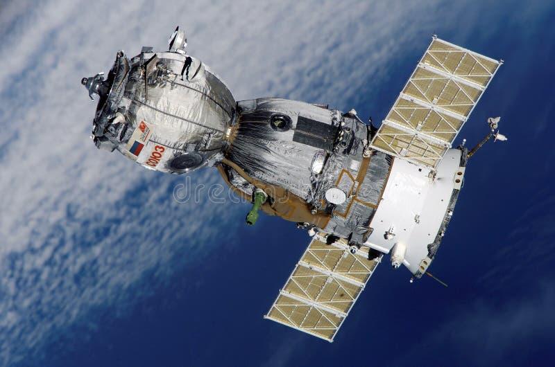 Soyuz Space Station Free Public Domain Cc0 Image