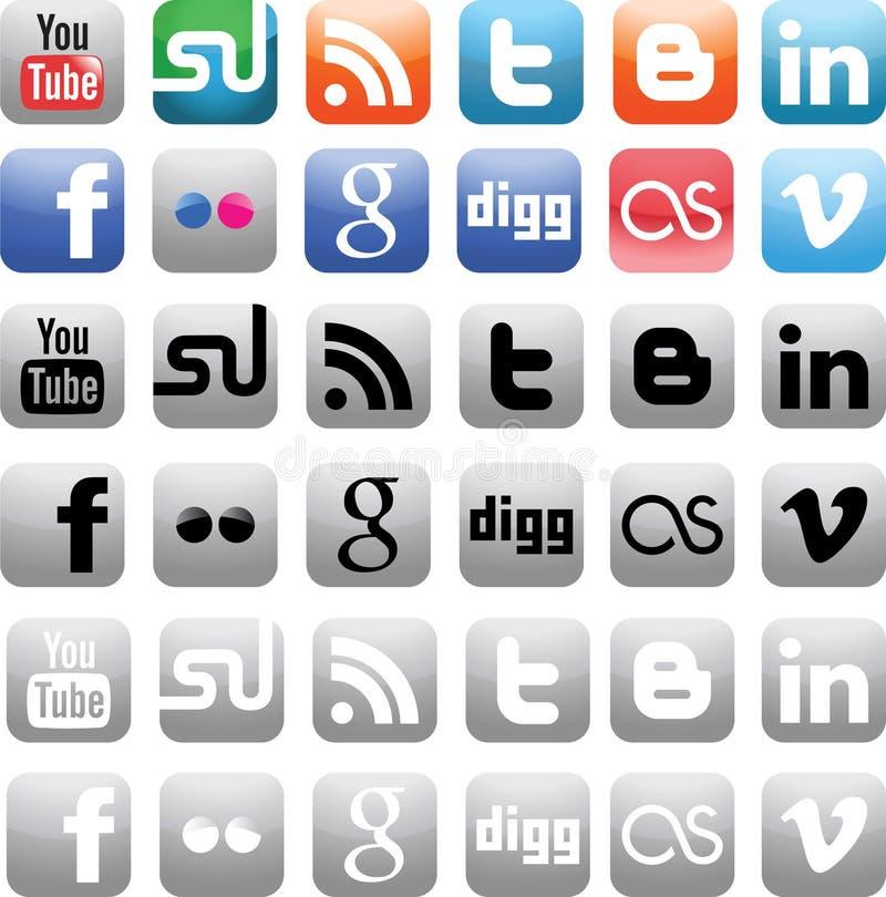 Sozialmediaikonen