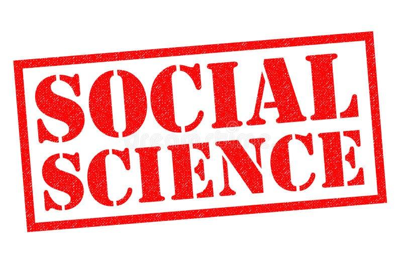 SOZIALwissenschaft lizenzfreie abbildung