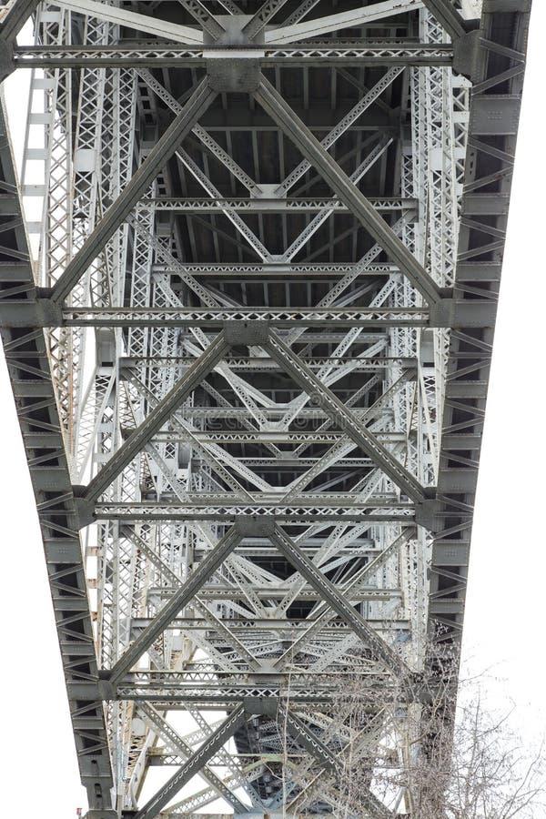 Spód zorza most - Seattle obrazy stock
