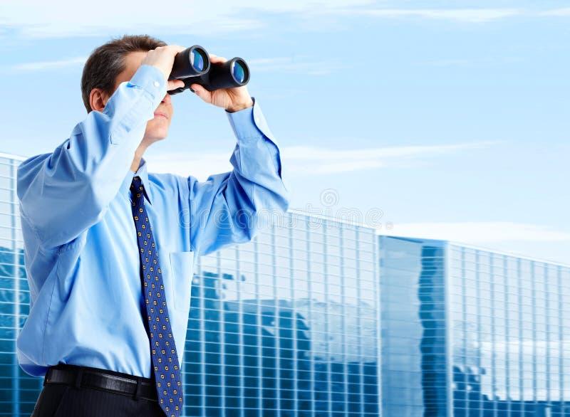 spójrz biznes fotografia stock