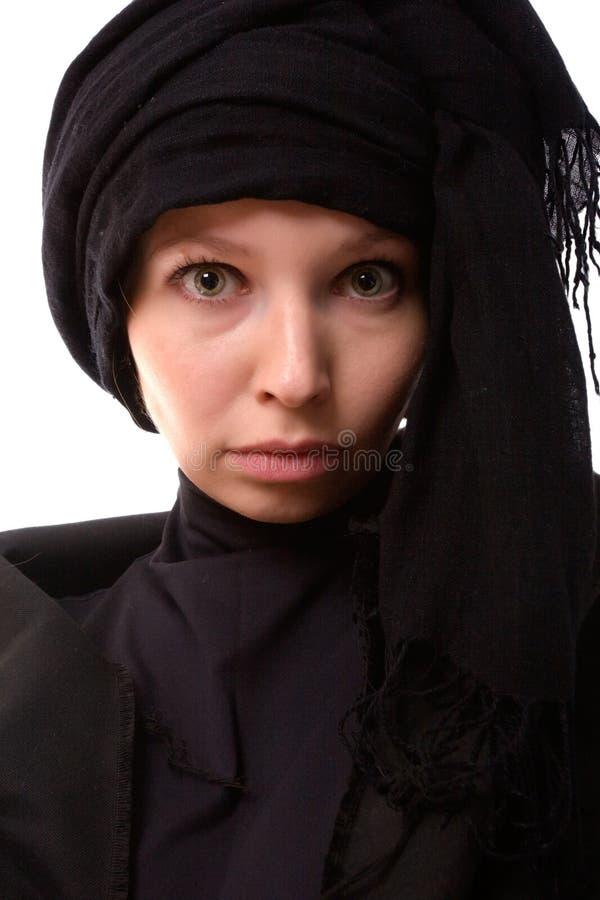 spójrz kobieta fotografia stock