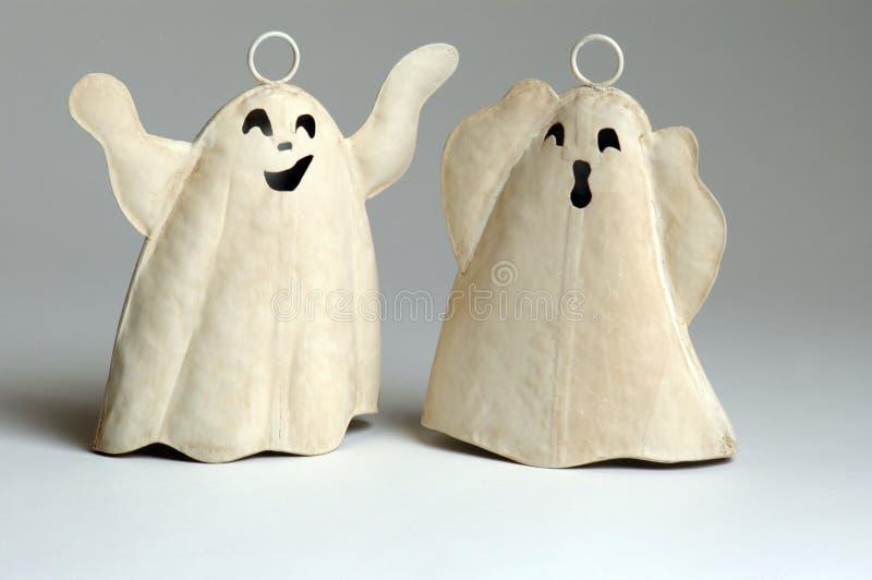spökar två arkivbild