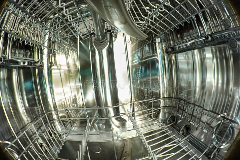 Spülmaschinenmaschinenhintergrund stockbilder