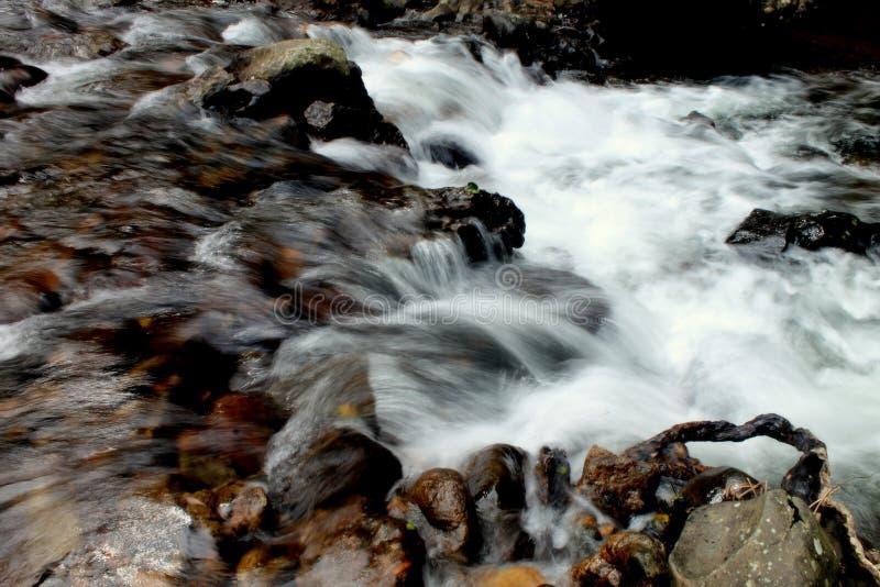 spływowa natury Thailand woda fotografia stock