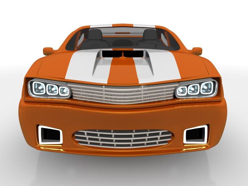 SP da laranja 3 imagens de stock royalty free