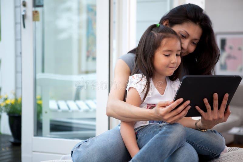 Spaß mit Digital-Tablette