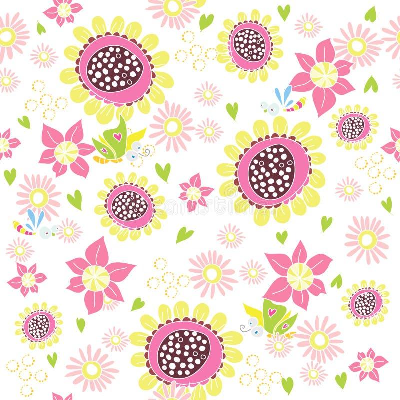 Spaßblumen Stockbilder