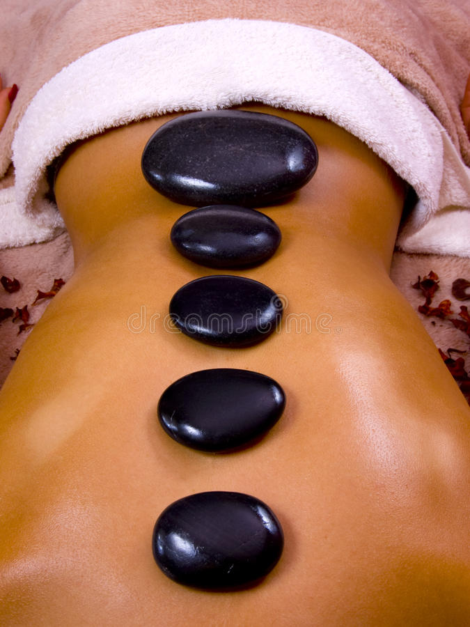 Download SPA stock image. Image of massage, beautiful, stones - 10238113